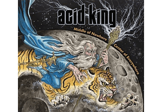 Acid King - Middle Of Nowhere, Center Of Everyw - (CD)
