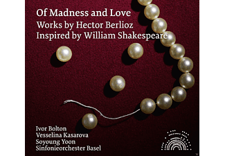 Vesselina Kasarova, Soyoung Yoon, Sinfonieorchester Basel, Ivor Bolton - Of Madness And Love [CD]