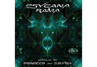 VARIOUS - Psycana Rama Vol. 2 [CD]