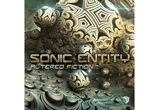 Sonic Entity - Altered Fiction - (CD)