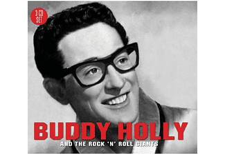 Buddy Holly - And The Rock' N' Roll Giants CD (CD)