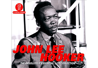John Lee Hooker - The Absolutely Essential 3 CD Collection (CD)