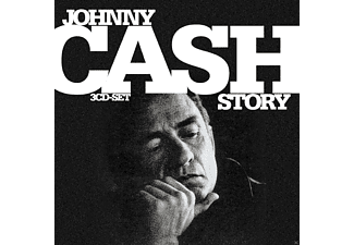 Johnny Cash - Johnny Cash Story - (CD)