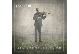 Faceshift - All Crumbles Down - (CD)