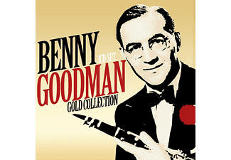 Benny Goodman - Benny Goodman Gold Collection [CD]