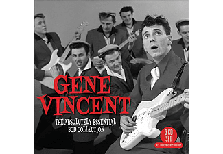 Gene Vincent - The Absolutely Essential 3 CD Collection (CD)