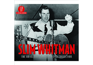 Slim Whitman - The Absolutely Essential 3 CD Collection (CD)