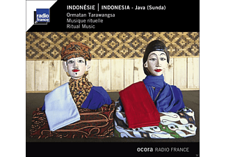VARIOUS - Indonesie [CD]