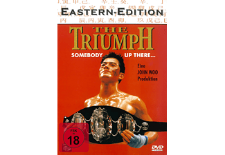 The Triumph somebody up there [DVD]