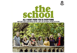 The School - All I Want From You Is Everyth [Vinyl]
