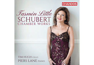 Tasmin Little, Tim Hugh, Lane Piers - Werke Für Violine & Klavier-Sonaten D 384, 385 - (CD)