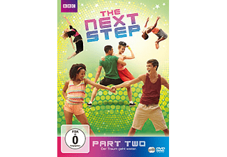 The Next Step – Part Two [DVD]