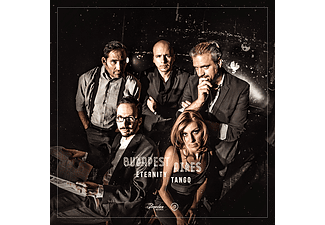 Budapest Aires - Eternity Tangos (CD)
