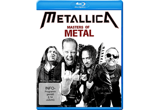 Metallica - Masters Of Metal - (Blu-ray)