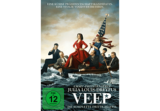 Veep - Staffel 3 [DVD]