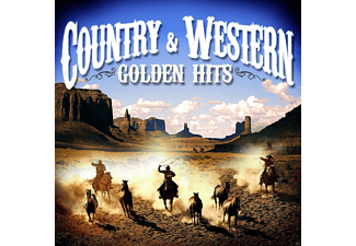 Various - Country & Western: Golden Hits [CD]