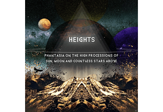 The Heights - Phantasia On The High Processions Of Sun, Moon And Countless Stars Above - (CD)