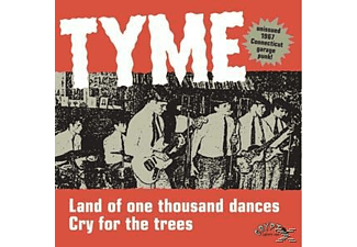 Tyme - Land Of 1 Dances - (Vinyl)