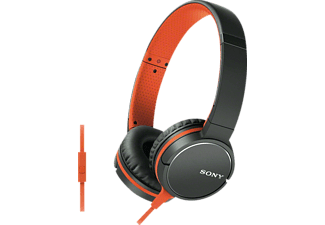 SONY MDR-ZX660APD Orange