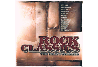VARIOUS - Rock Classics: The Heavyweights - (CD)