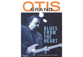 Otis Grand - Blues From The Heart [CD]