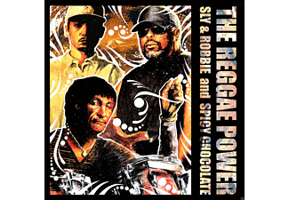 Spicy Chocolate, Sly & Robbie - The Reggae Power [CD]