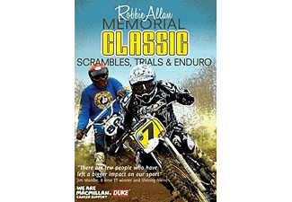 Scrambles Trials and Enduro - (DVD)