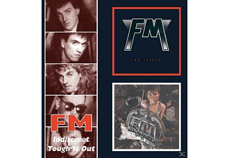 FM - Indiscreet/Tough It Out - (CD)