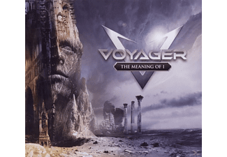 Voyager - The Meaning Of I - (CD)