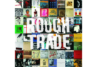 VARIOUS - Rough Trade Shops/The Best Of Rough Trade Records [CD]