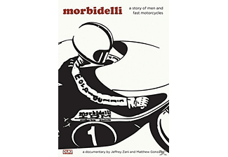 Morbidelli the Story of men and fast mot [DVD]