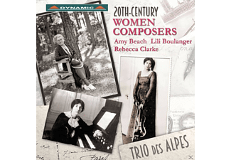 Lorna Windsor;Trio Des Alpes - 20th Century Women Composers - (CD)