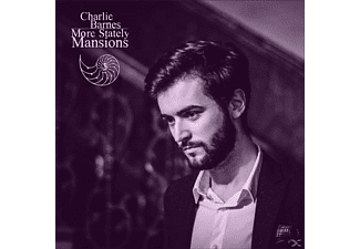 Charile Barnes - More Stately Mansions (Ltd.Digi) [CD]