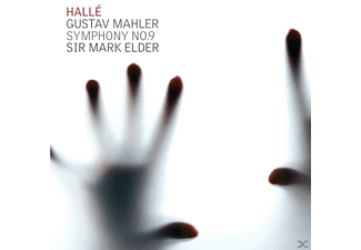 Sir Mark Elder (dir) Halle - Sinfonie 9 - (CD)