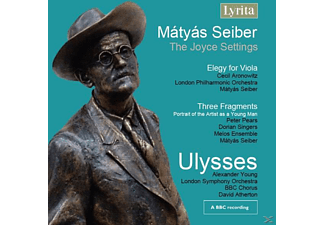 London Symphony Orchestra, Bbc Chorus, David Ather - Ulysses/Elegy/Three Fragments - (CD)
