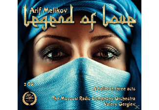 The Moscow Radio Symphony Orchestra - Legend Of Love - (CD)