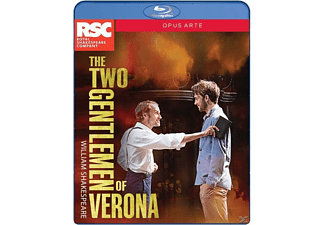 The Two Gentlemen Of Verona - (Blu-ray)