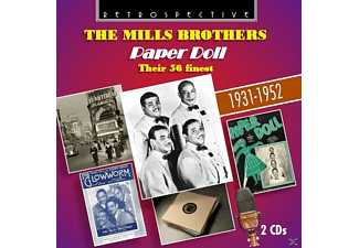 The Mills Brothers - Paper Doll [CD]