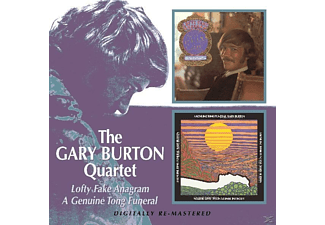 Gary Burton - Lofty Fake Anagram / A Genuine Tong Funeral [CD]