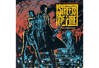 Streets Of Fire - Music From The Motion Picture Soundtrack - (CD)