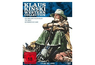 Klaus Kinski Western Collection [DVD]