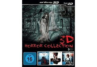 Horror Collection: Cult, Sleepwalker, The Crone - (3D Blu-ray)