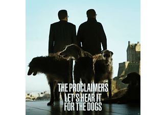 The Proclaimers - Let's Hear It For The Dogs - (CD)