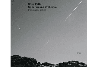 Underground Orchestra, Potter Chris - Imaginary Cities - (Vinyl)