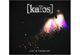Vega - Vega Live In Frankfurt 2015 - (DVD + CD)