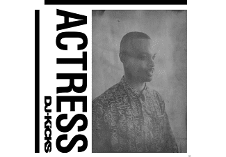 The Actress - Dj-Kicks - (CD)
