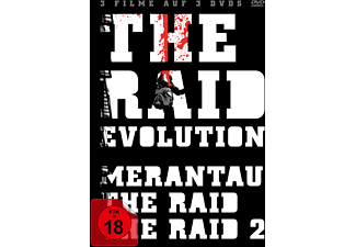The Raid - Evolution - (DVD)