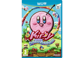 Kirby And The Rainbow Paintbrush | Wii U