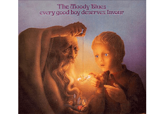 The Moody Blues - Every Good Boy Deserves Favour (SACD)