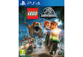 Playstation LEGO Jurassic World